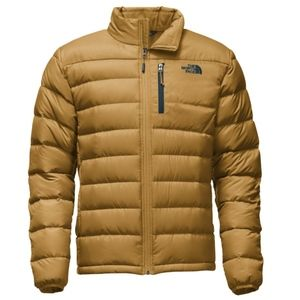 North Face Men's Aconcagua Down Jacket - Tags On